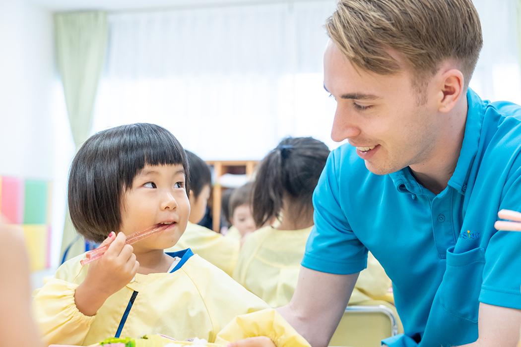 バイリンガル×アクティブ幼児園 i Kids Star新百合ヶ丘