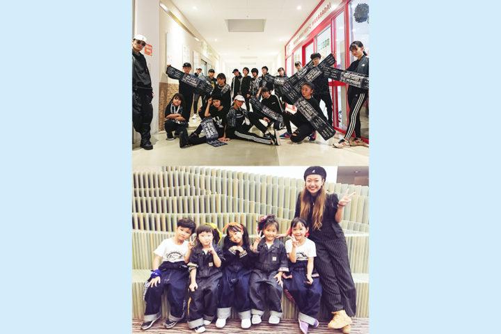 DanceNation YUナンバー&yukieリトルチーム
